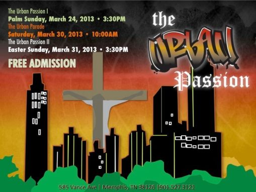 The Urban Passion Easter Production