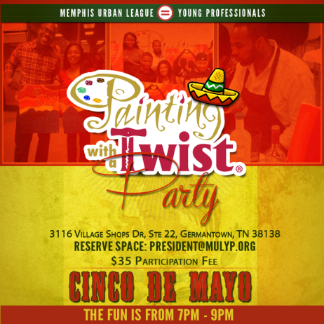 Cinco De Mayo Paint Party