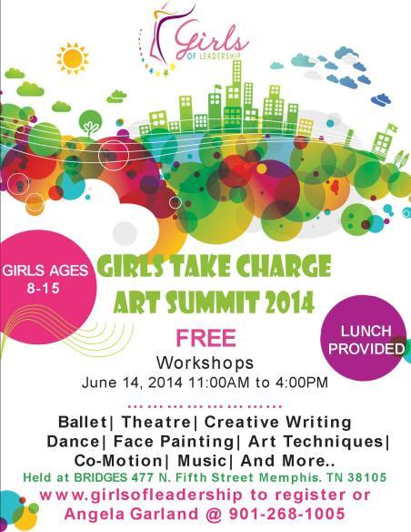 Girls Take Charge 2014