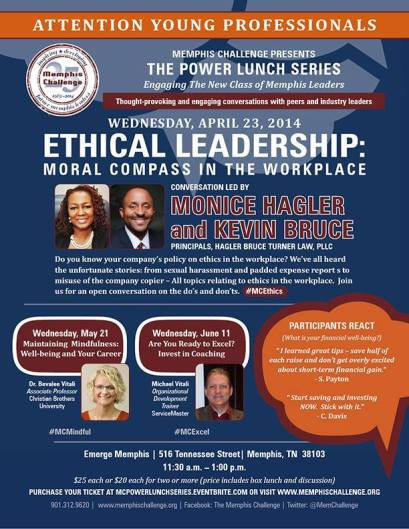Power Lunch Series #2