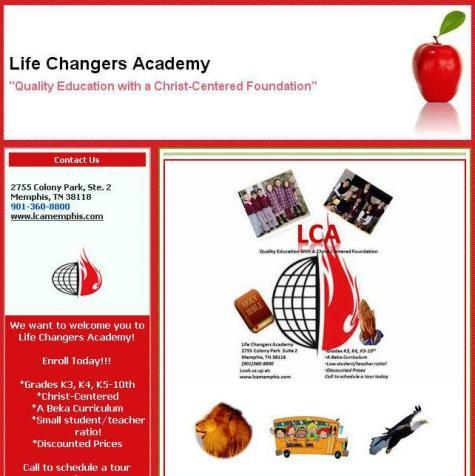 Life Changers Academy
