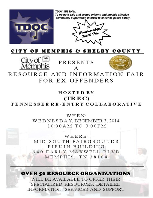 ex offenders job fair