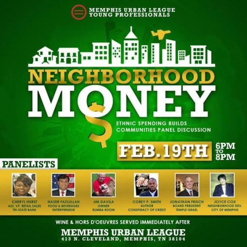Neighborhood Money Panel Discussion