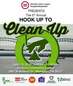 Hook Up To Clean Up