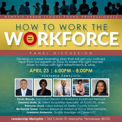 How To Work The Workforce