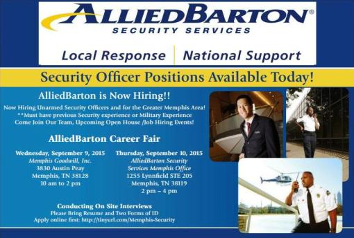 Allied Career Fair