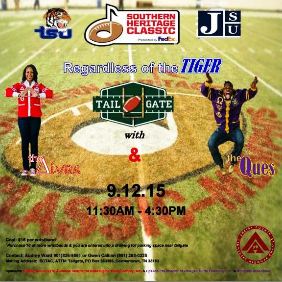 dst omega tailgate & Tailgate with the Ladies of Delta Sigma Theta u0026 the Men of Omega ...