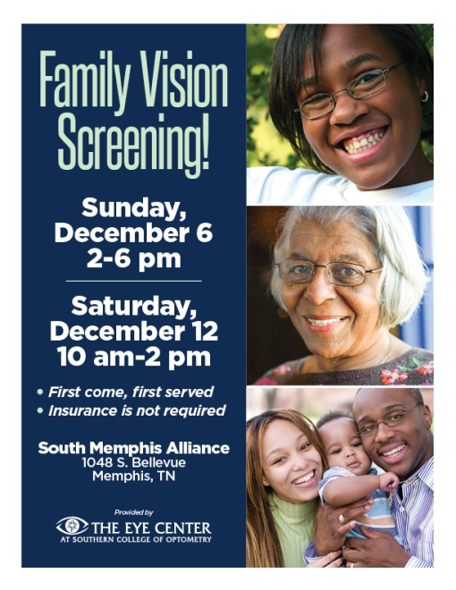 S.MphsAlliance_Family Vision Screening Flier_Dec 5&12