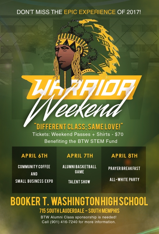 warriorsweekend