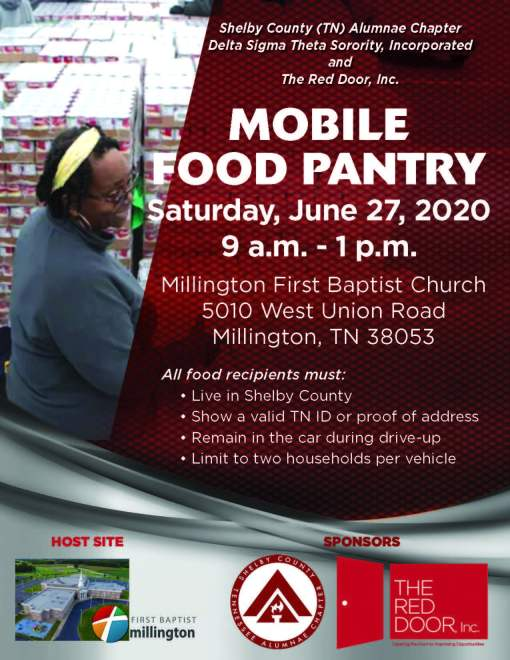 Delta Mobile Food Pantry 4